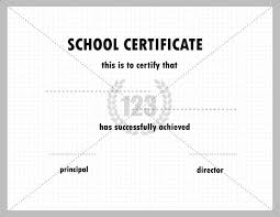 ffa certificate template 10 best certification images on attendance beautiful