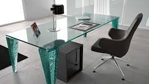 table de bureau en verre table bureau verre dessus de bureau en verre eyebuy