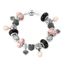 black bracelet charms images 100 best pandora charms bracelets images pandora jpg