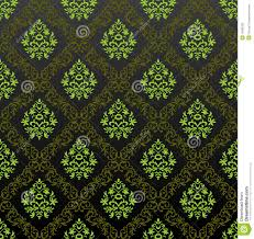 and floral wallpaper stock vector image 49758184