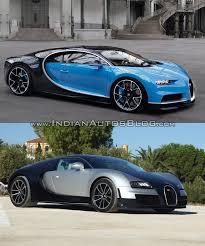 galaxy bugatti chiron bugatti veyron vs bugatti chiron in images