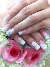 medium acrylic 3d nails nail art gallery