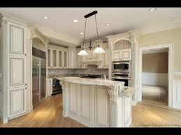 white antiqued kitchen cabinets antique white kitchen cabinets