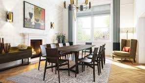 lli design interior designer london formal dining room bishopswood road