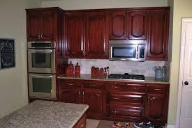 Maple Finish Kitchen Cabinets Modular Kitchens Hyderabad Custom Office Furniture Triadinterio