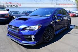 blue subaru gold rims used lapis blue pearl 2016 subaru wrx sti for sale gold coast
