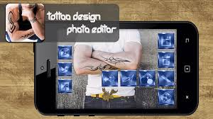 Home Design 3d Ipad Toit Tattoo Design Photo Editor Android Apps On Google Play