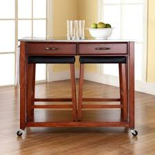 furniture modern stained pine kitchen island which beautify