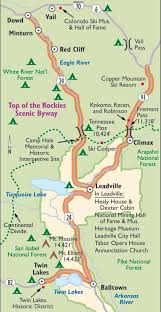 colorado scenic drive top of the rockies scenic byway howstuffworks