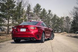 lexus rc 350 awd review review 2017 lexus rc 350 awd canadian auto review