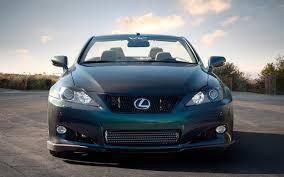 lexus is yellow fog lights lexus is 350 is 350c is 250c sema 2011 motor trend