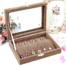 display necklace boxes images Display jewelry boxes jpg