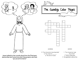 31st sunday in ordinary time coloring pages atx catholic