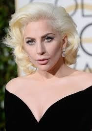 gaga earrings gaga looks gorgeous as she goes for the marilyn look at the