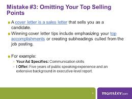 10 cover letter don u0027ts mistake 1 overusing
