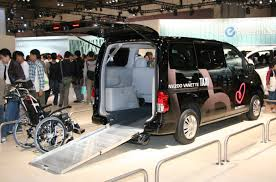 nissan vanette modified interior nissan nv 200 technical details history photos on better parts ltd