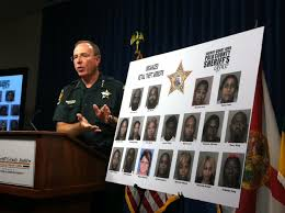 16 arrested 2 others sought in retail theft ring sheriff u0027s