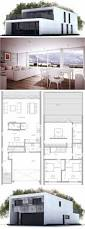 House Plans Contemporary by 25 Best Modern Home Plans Ideas On Pinterest Modern House Floor