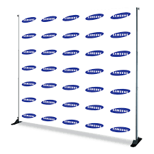 step and repeat backdrop 10 x8 vinyl step and repeat backdrop package supreme banners