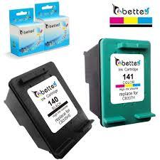 aliexpress com buy 2pk ink cartridge for hp 140 141 officejet
