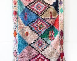 rug moroccan boucherouite rug nbacanotte u0027s rugs ideas