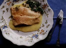 cuisiner poisson blanc recette poisson de loire au beurre blanc