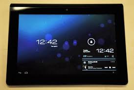 android 4 0 icecream sandwich sony tablet s gets android 4 0 sandwich update