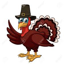 cute thanksgiving background cute thanksgiving turkey cartoon