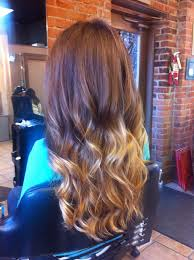 low hight hair hair color trends ombre melting high low lights bridal makeup
