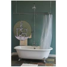 Shower Faucet For Clawfoot Tub 40 Best Bathroom Images On Pinterest Bathroom Ideas Clawfoot