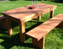 patio u0026 pergola redwood patio table awesome patio table with