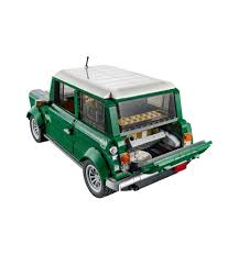 lego mini cooper interior конструктор lego creator
