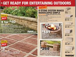 home depot gas fire pit black friday home depot ginormous memorial day sale 5 23 5 29