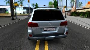 original land cruiser toyota land cruiser 200 2016 pml edition for gta san andreas