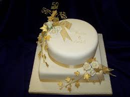 golden wedding cakes 101 4046 jpg