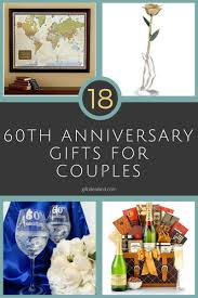 60th anniversary gifts 26 great 60th wedding anniversary gift ideas for him