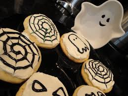 squirrels n sweets halloween with pumpkin spice sugar cookies