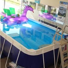 Backyard Above Ground Pool by Ohio Pools U0026 Spas Has Above Ground Pools For Backyard Family Fun