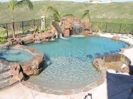 Backyard Pool With Slide - best 25 swimming pool slides ideas on pinterest swimming pool