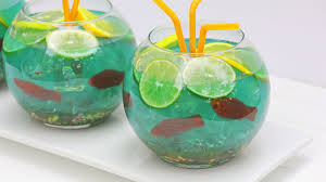 Punch Our Favorite Martini Recipes Fishbowl Punch Recipe Tablespoon