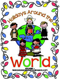holidays around the world unit part 1