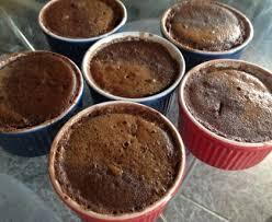recette cuisine micro onde fondant au chocolat au micro ondes recette de fondant au chocolat