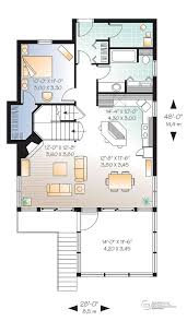 House Design 30 X 45 by House Plan W4916a Detail From Drummondhouseplans Com