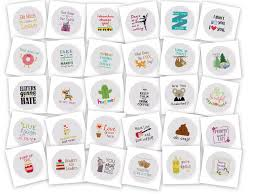 35 pack of our cutest quotes cross stitch patterns daily