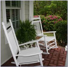 front porch rocking chairs white chairs home design ideas