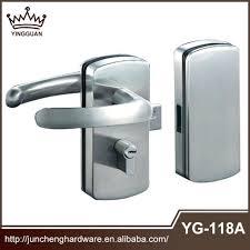 sliding glass door lock repair door handles sliding glass door locks bar double sided key