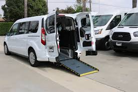 commercial wheelchair vans gurney and stretcher accessible vans