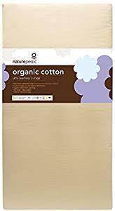 Naturepedic Crib Mattress Naturepedic No Compromise Organic Cotton Ultra 252