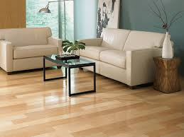 exclusive maple hardwood flooring for expansive interior look