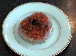 cuisine basse temperature philippe baratte brunoise de tomates et basilic cuisson basse température